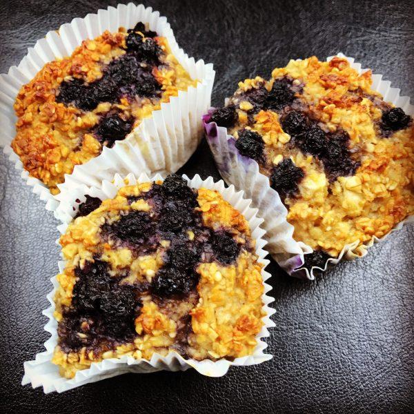 Frühstücks-Muffins