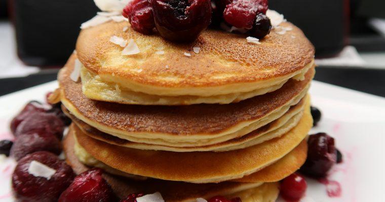 Anabole Pancakes – Keto Pancakes