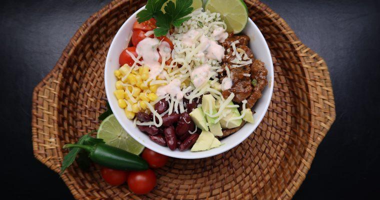Mexican Bowl – Viva la Mexico