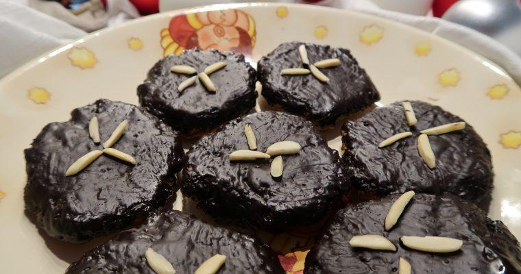 Schokoladen-Lebkuchen Low-Carb